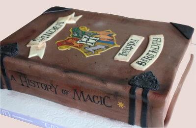 Harry Potter Torte Haus Brink